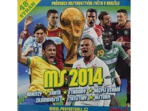 Brožura, Průvodce MS Brazílie, 2004
