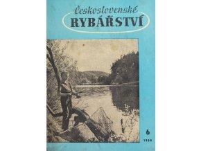 Časopis Československé Rybářství, 61959