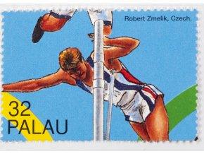 Známka 32 Palau, Robert Změlík, Czech