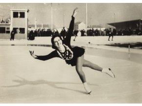 Pohlednice, R. Heitzer, ZOH 1964 Innsbruck (1)