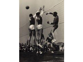 Fotografie , Volejbalisté Slavia 34