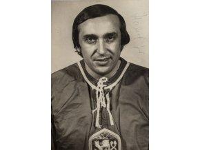 Fotografie podpisová karta, Jiři Holeček, ČSSR, 1979 (1)