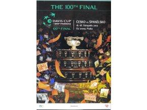 Program, Davis Cup , Česká republika v. Španělsko, Final, 2012