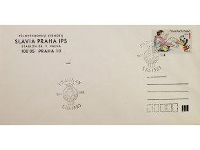 FDC TJ SLAVIA PRAHA IPS 90. let