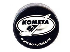 Puk HC Kometa Brno, tisk bílá 2
