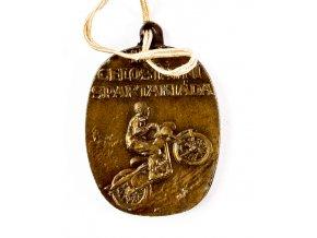 Medaile 1. celostátní spartakiáda, Svazarm (1)