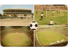Pohlednice Estadio Azteca, Mexico