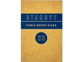 Stanovy Tennis Hockey clubu, 33