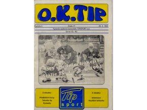 Program , OK Tip, MS hokej, Itálie, 1994