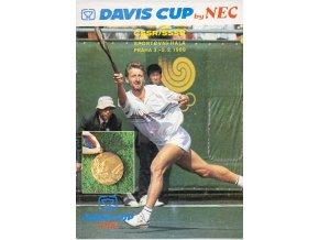 Program Davis Cup, ČSSR v. SSSR, 1989