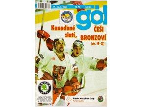 GÓL. Fotbalový a hokejový týdeník, 211997