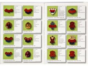 Katalog odznaků Dukla Praha (2)