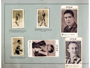 Album sportovců Ilsa Star, 1934 (7)