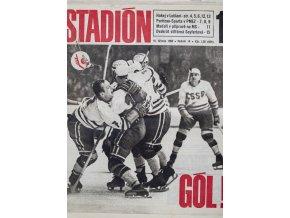 Časopis Stadion, ročník 14, 16.VI.1966, číslo 11