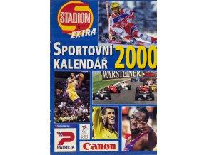 Stadion extra 1, sportovní kalendář, 2000