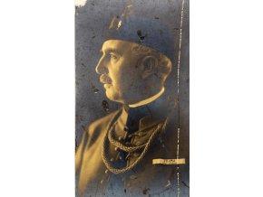 Dobová fotografie Jindřich Vaníček, náčelník ČOS