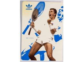 Podpisová karta, Adidas, Ivan Lendl (1)