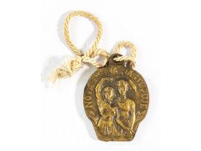 Medaile závěs, Spartakiáda 1955 (2)