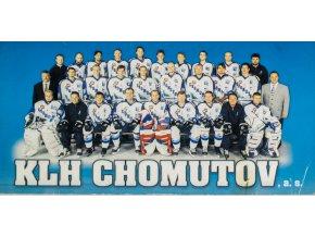 Propagační karta, KLH Chomutov (1)