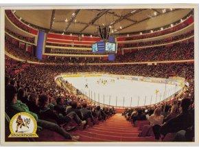 Pohlednice Stockholm, Globen Arena II (1)