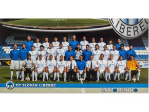 Pohlednice, FC Slovan Liberec, 2005 06 (1)