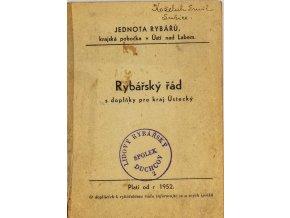 Rybářský lístek, 1953 (1)