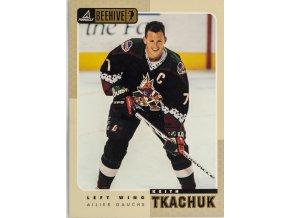 Podpisová karta, Keith Tkachuk (1)