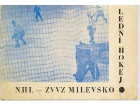 Ročenka 1. NHL, TJ ZVL Milevsko, 197273