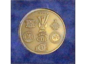 medaile boleslav uefa 1