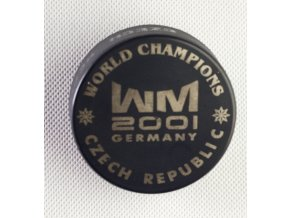 Puk MS 2001 Germany Czech republic