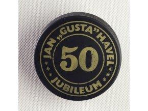 Jubilejní puk ČSSR 69 vs. Sparta, 50. narozeniny Gusta Havel. 11.11.1992, exhibice. 1