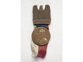 Odznak  IX. Všesokolský slet v Praze III