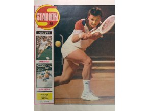 Časopis STADION, ročník 35, 8.IX.1987, číslo 36.dng
