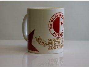 HRNEK SK SLAVIA PRAHA mistr ligy 2007 2008