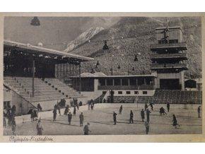 Pohlednice Olympia Eisstadion, Garmisch 1936DSC 9863.dng