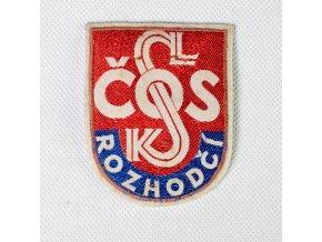 Nášivka SOKOL ČOS rozhodčíDSC 9869