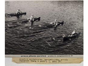 Tiskové foto, kanoistický závod, 1935 1933DSC 8647