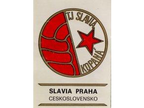 Kartička TJ SLAVIA kopanáDSC 8550