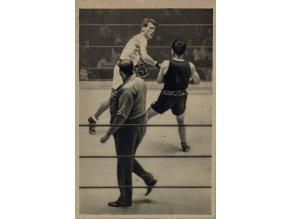 Kartička Olympia 1932, L.A., California. USA, Bernlohr , BoxDSC 8546