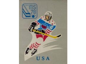 Samolepka 1978, MS Hokej Praha , USADSC 9875