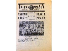 sport antique program presob 1