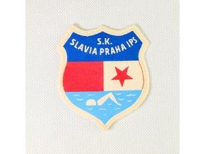 Nášivka SK Slavia Praha IPS, plaváníDSC 9908