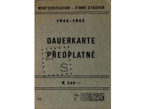 PLegitimace , Zimní stadion 1944 1945DSC 9906