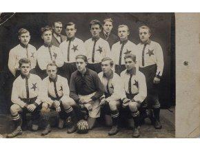 Dobová fotografie dorosteneckého týmu S.K.Slavia , 1933DSC 0156