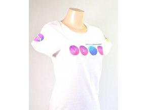 Dámské tričko bílé WTA 2018