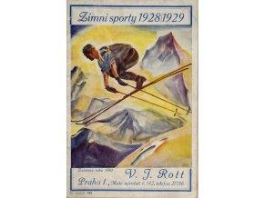 Katalog, Zimní sporty 1928 1929, RottDSC 2351