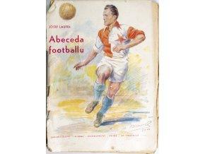 Kniha Josef Laufer, Abeceda FootbaluDSC 4257