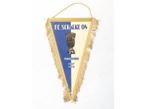 Klubová vlajka F.C.Schalke 04DSC 4323