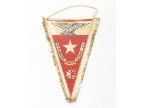 Klubová vlajka Vittoriosa Malta Stars F.C.DSC 4325