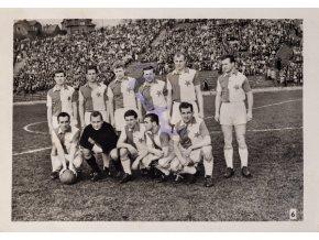 Fotografie fotbalového S.K. Slavia Praha, podpis MorávkaDSC 4382